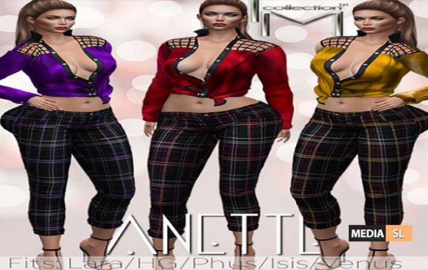Anette ad – NEW