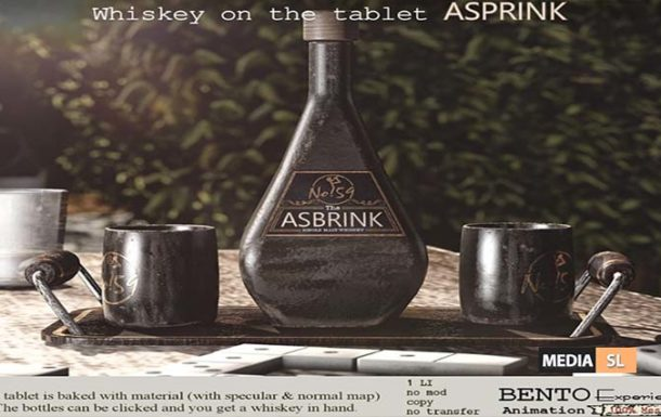 Whiskey Asbrink – NEW DECOR
