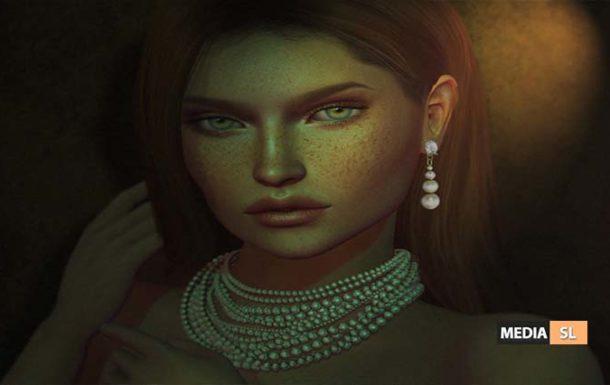 Ilaria necklace – NEW