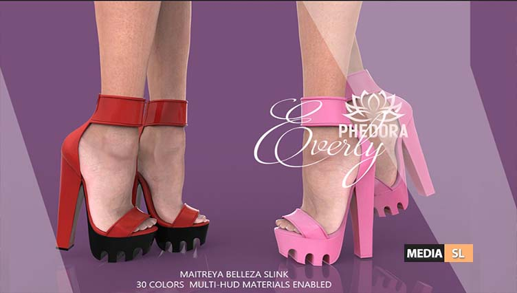 Everly platforms ♥ – NEW