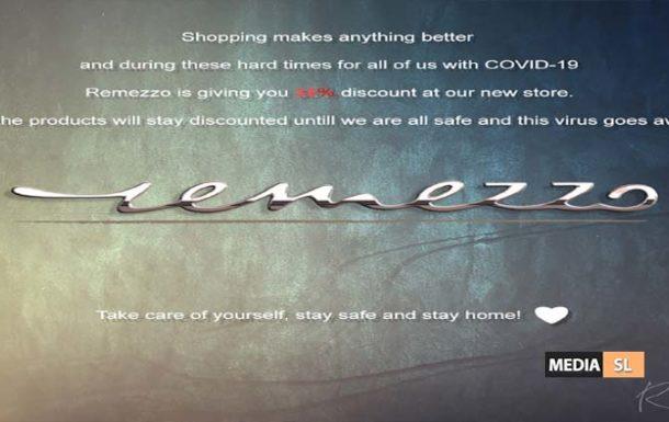 Remezzo 35% discount – Sale