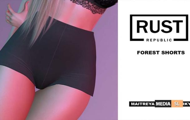 forest shorts – NEW