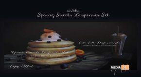 andika Spring Sweets Dispenser Set – NEW