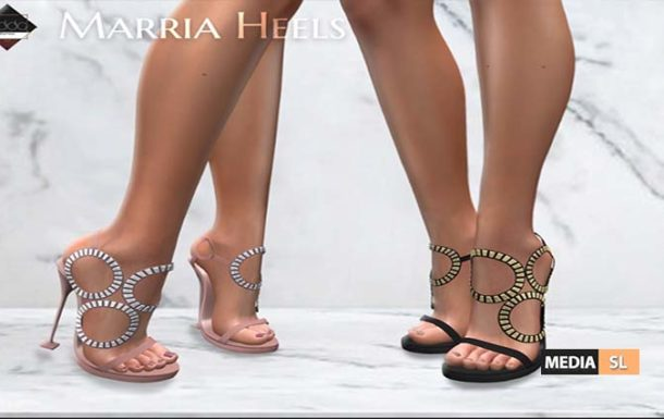Marria Heels – NEW