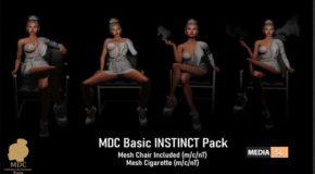 Basic Instinct Pack – NEW