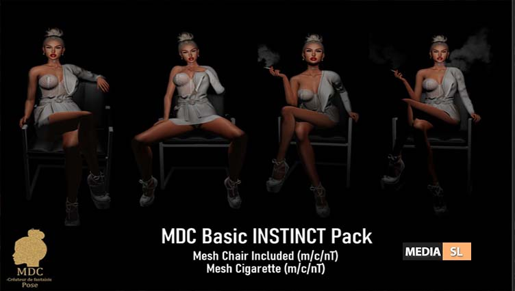 Basic Instinct Pack – NEW