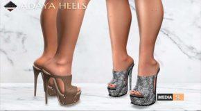 Adaya Heels – NEW