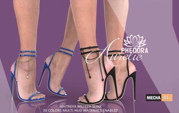 Aurelie Heels ♥ – NEW