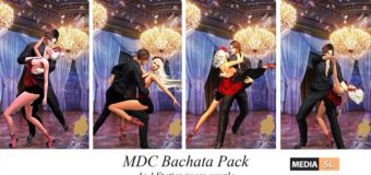 Bachata Pack – NEW