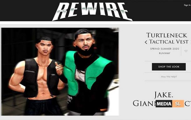 REWIRE – @ LOOK EVENT – NEW