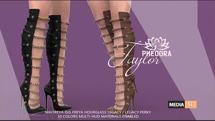 Taylor Boots ♥ – NEW
