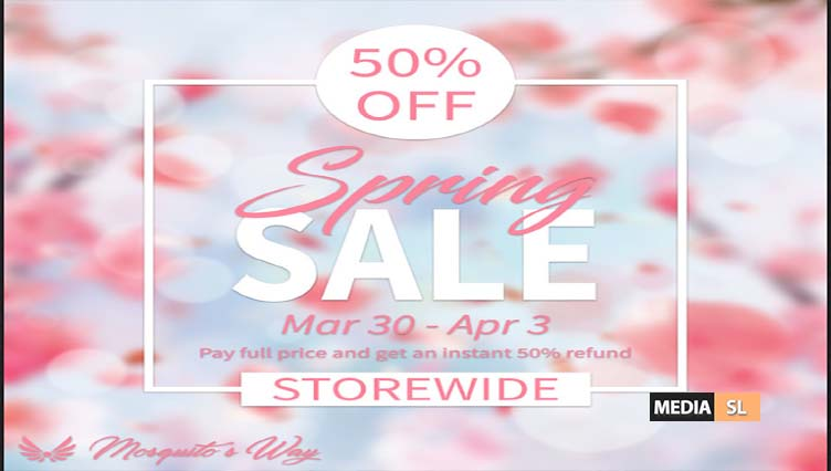Mosquito's Way 👉🌸 SPRING SALE! 🌸👈 – SALE