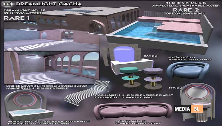 Dreamlight Gacha Set – GACHA