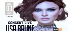 LISA BRUNE CONCERT LIVE TODAY @ LOOK EVENT !! – Show