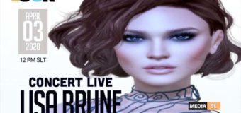 LISA BRUNE CONCERT LIVE TODAY @ LOOK EVENT !! – Show
