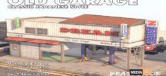 Old Garage @BEAST MODE – NEW DECOR