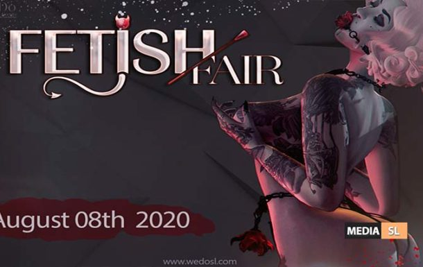 Fetish Fair (August Edition)