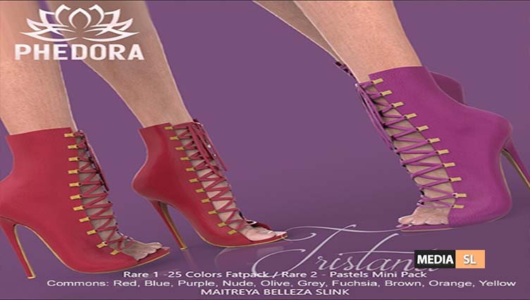 Tristana ankle boots  – GACHA