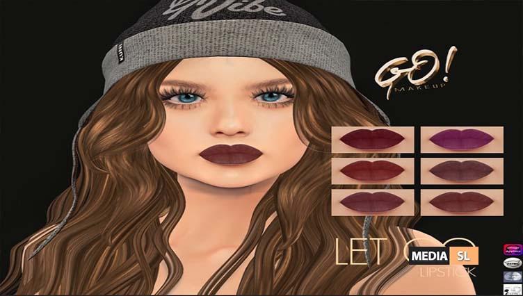 Let Go Lipstick Makeup – NEW