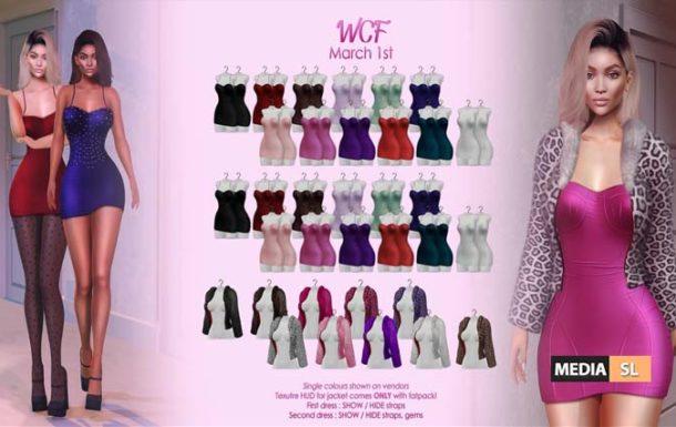 Ava dress – NEW