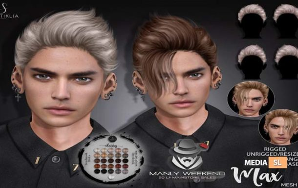 Hair Max 50Ls for Manly weekend sale – NEW MEN
