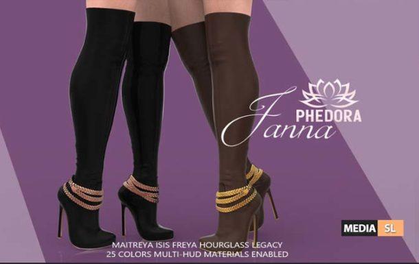 Janna Boots ♥ – NEW