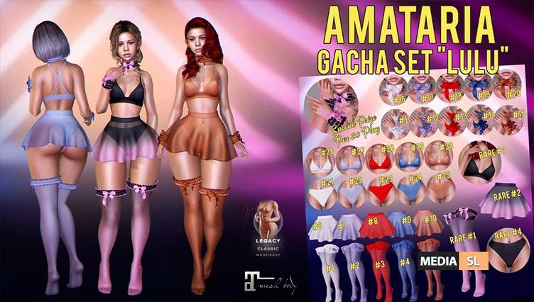 Gacha set LULU – GACHA