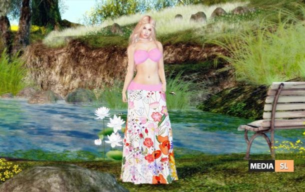 Bianca Skirt and Top – NEW