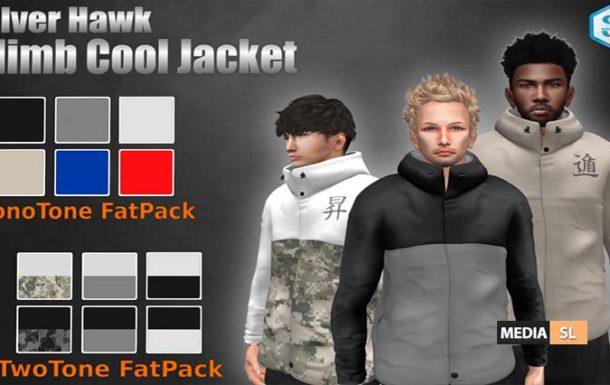 SH Climb Cool Jacket – NEW MEN