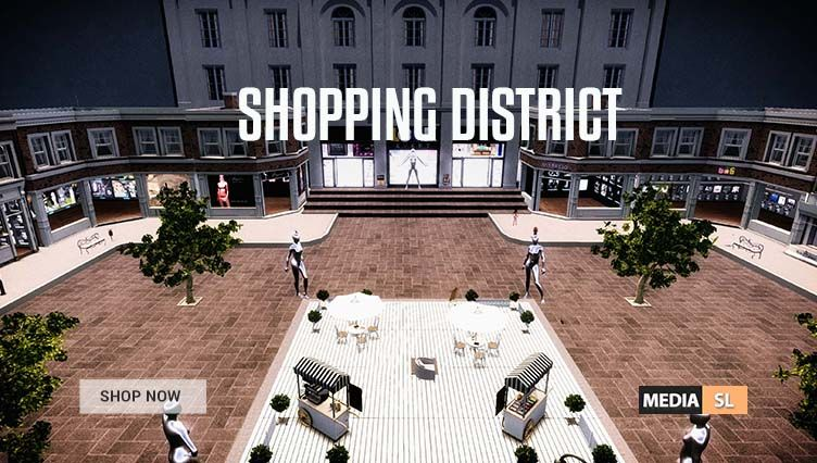 Shopping District – Place