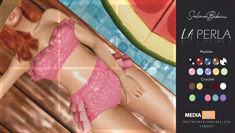 {LP} – Salina Bikini – NEW