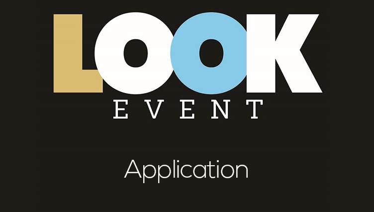 Look Event invite you to apply – March 2020