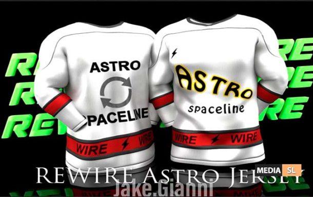 Astro Hockey Jersey 10 colors ways – NEW MEN