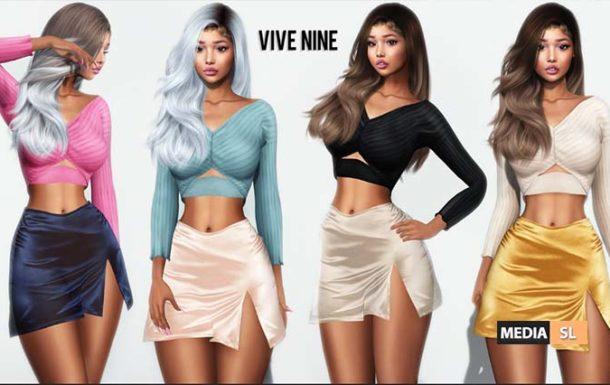 Vive Nine @ Access!  – NEW