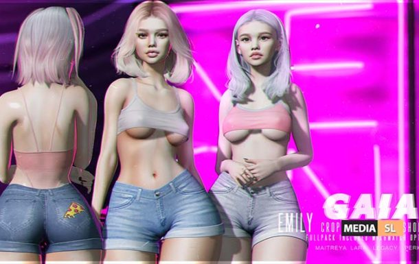 Emily outfit – Kustom9 by Gaia – NEW