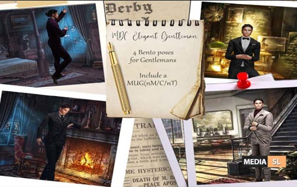 Elegant gentleman pack – NEW