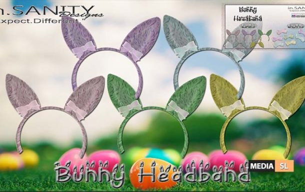 Bunny Headband – Gift