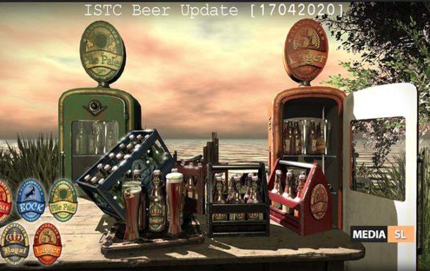 Beer ISTC Update – NEW DECOR