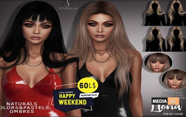 Llona hair 60L for Happy weekend – SALE