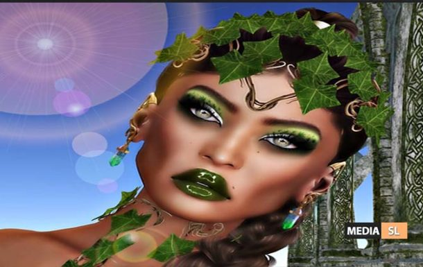 Green Ivy Close Up – BLOG
