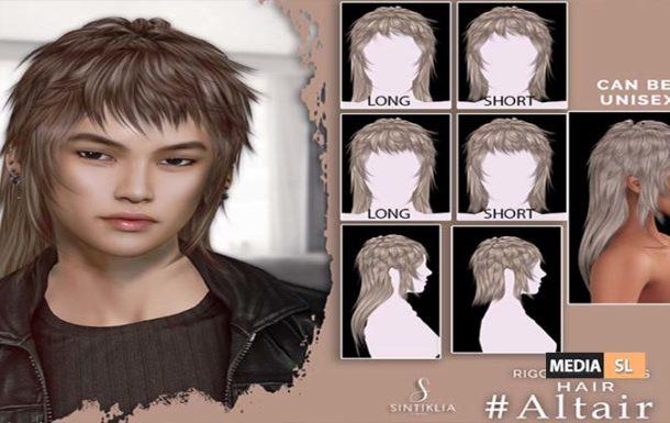 Hair Altair – NEW MEN