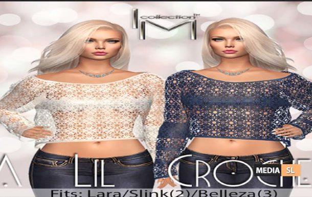 A Lil Crochet ad – NEW