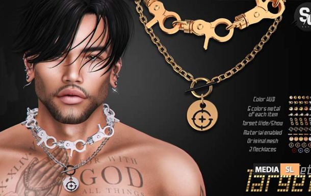 Target – Jewelry Set – NEW MEN