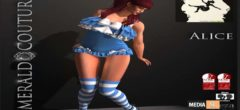 EC Alice Outfit Down The Rabbit Hole Hunt – NEW