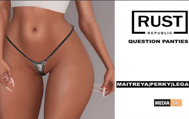 question panties – NEW