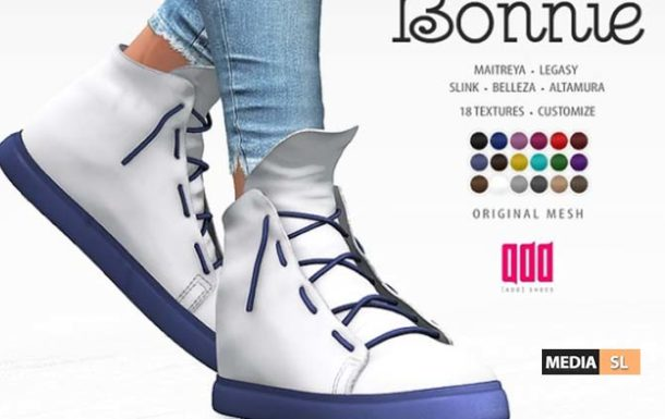 Bonnie Sneakers – NEW