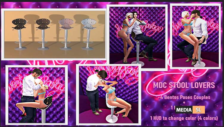 MDC Stool Lovers Pack – NEW