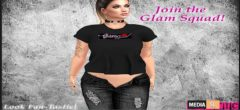 Glam Squad Shirt! – NEW