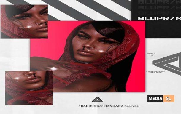 BABUSHKA BANDANA Scarves – NEW