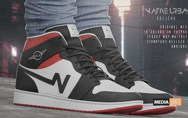 Brejcha Sneakers – NEW MEN